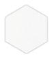 B, Hexa 15x17,3