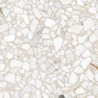 Marble 10, WHITE, dark TLC - (T51)